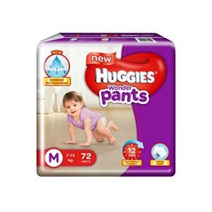 huggies wonder pants medium size diapers 72 count