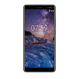 nokia 7 plus black copper 64gb