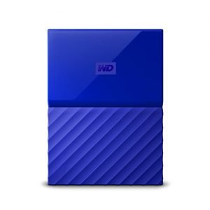 wd my passport 2tb portable external hard drive blue