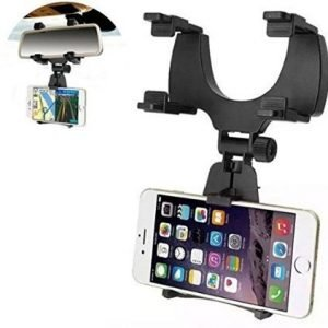 artis jhd 97 universal mobile car rear view mirror mount holder
