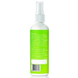 bodyguard herbal mosquito repellent spray with goodness of essential oils and