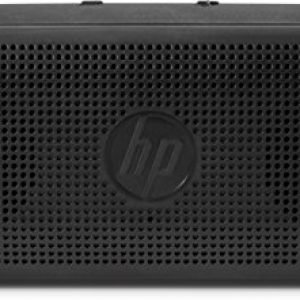 certified refurbished hp 400 bluetooth speakers black