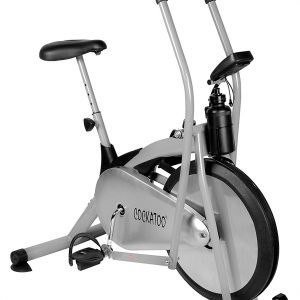 cockatoo imported air bike multifunction function exercise bike cycle
