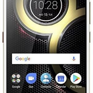 lenovo k8 note fine gold 3gb with new system update