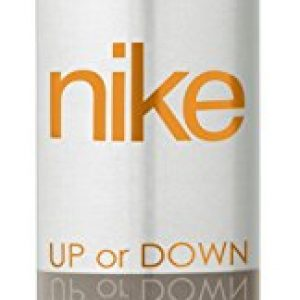 nike up or down men deo for men silver 200ml