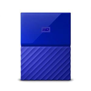 wd my passport 1tb portable external hard drive blue 1
