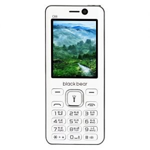 blackbear feature mobile phone c 88 white