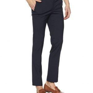 blackberrys mens slim fit formal trousers
