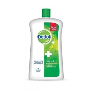 dettol liquid soap jar original 900 ml