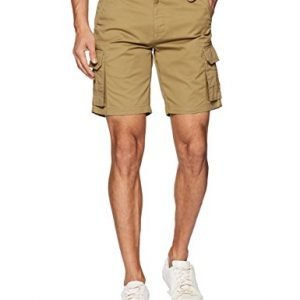 symbol amazon brand mens regular fit cotton shorts aw17trs 13 1khaki32