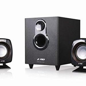 fd f 203g 21 channel multimedia speakers system black