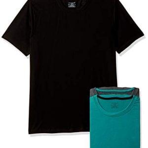 chromozome mens plain regular fit t shirt pack of 3