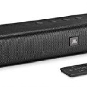 jbl 20 wireless sound bar with built in dual base port black