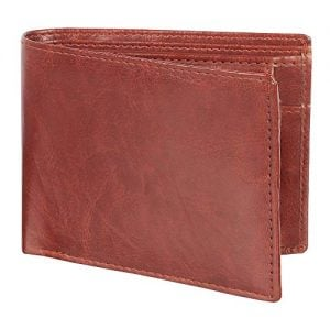 aaleezah enterprises brown black mens wallet