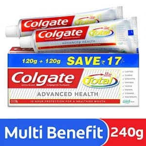 colgate total advance health toothpaste 240 g