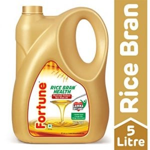 fortune rice bran health oil 5l