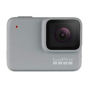 gopro chdhb 601 rw hero7 camera white