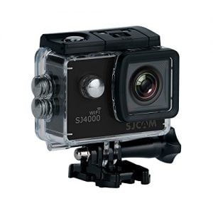 sjcam sj4000 12mp wi fi action camera black