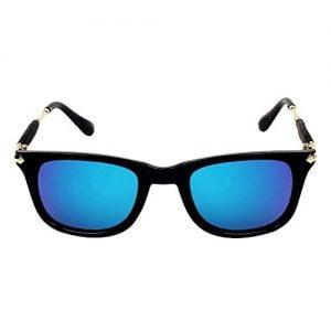 tiludi mens blue lens wayfarer sunglass eyewear041mbluegold 1