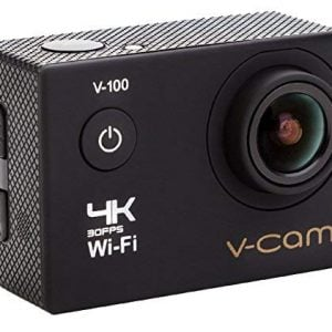 v cam v 100 4k wi fi 16 mp sports action camera