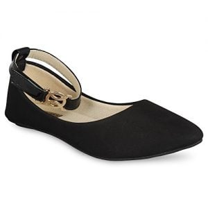 anand archies womens bellies ipl black 36 1