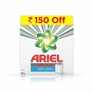 ariel matic top load detergent washing powder 3 kg rupees 150 off 1