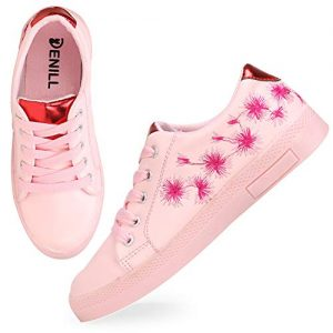 denill synthetic sneaker shoes for womens and girls size 3 ukindia 1