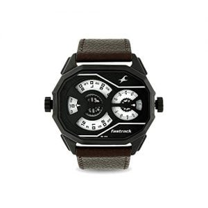 fastrack analog multi color dial mens watch nk3094nl01 1