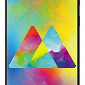 samsung galaxy m20 charcoal black 332gb