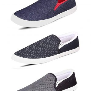 scatchite mens canvas casual shoes pack of 3 2