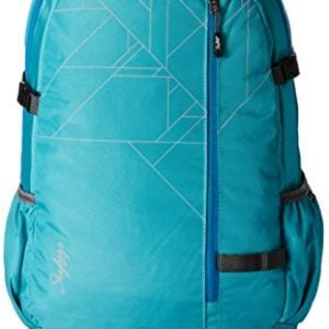 skybags 42 ltrs blue laptop backpack teck1blu