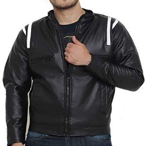 teesort mens jacket jktfrosty 2 mblackmedium