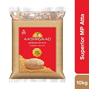 aashirvaad superior mp atta bag 10kg