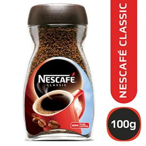 nescaf classic coffee 100g dawn jar