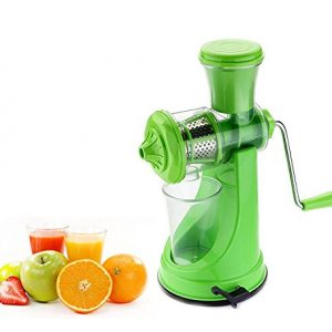 primelife plastic ll 01 2 fruit and vegetable juicer green