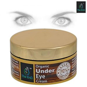 the enq 92 natural organic under eye cream 50ml for brightens your eyes