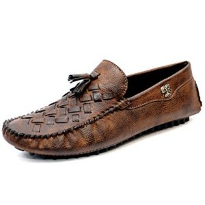 braavosi mens brown loafers 8 ukindia 42 eu cm9051 brown 8
