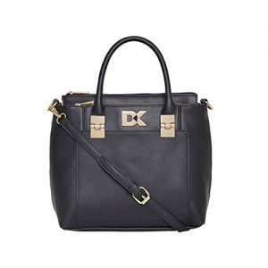 diana korr womens handbag black dk118hblk