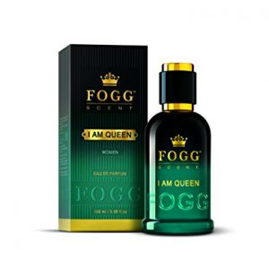fogg i am queen scent for women 100ml