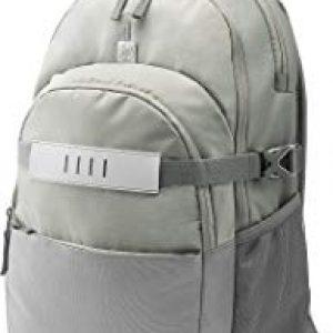 hp t0e29aa 156 inch explorer laptop backpack gray
