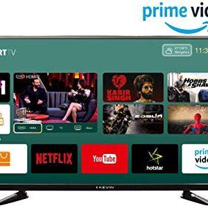 kevin 102 cm 40 inches full hd led smart tv kn40s black 2019 model