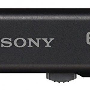sony usm64gr 64gb classic pen drive black