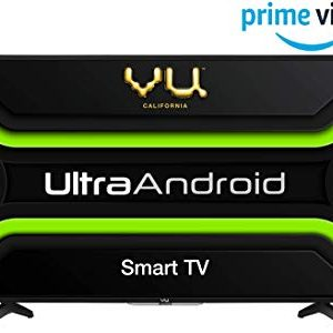 vu 108 cm 43 inches full hd ultraandroid led tv 43ga black 2019 model
